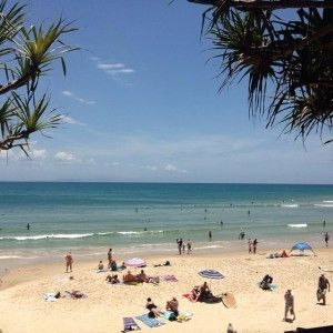 Noosa Main Beach. Photo credit: Visit Noosa